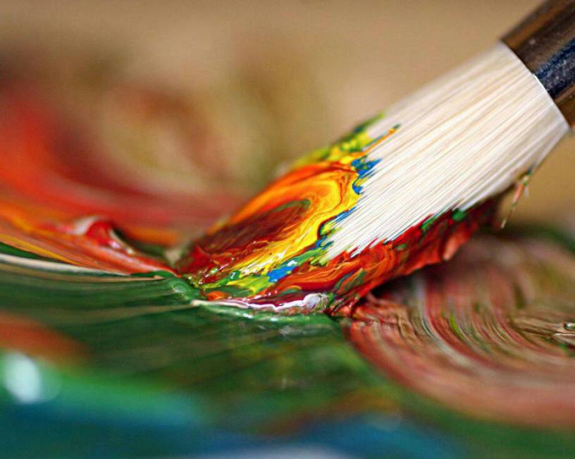 Creando Mezclas de Colores – adesign taller creativo