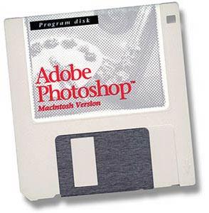 photoshop1.0Disk