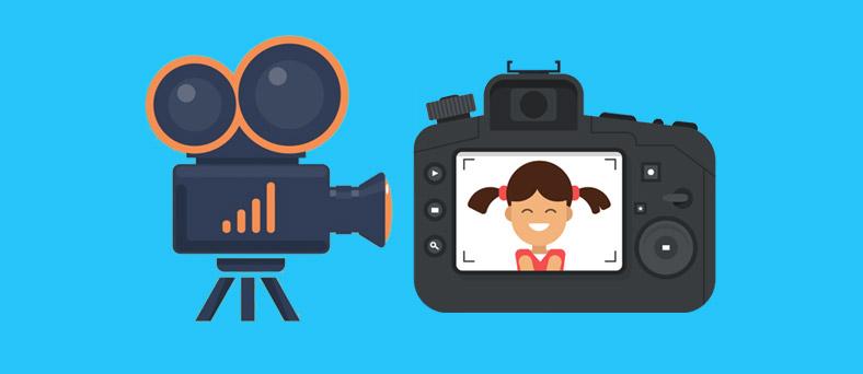 10 mejores cámaras DSLR para grabación de vídeo 2017 – Adesign